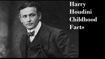 harry houdini childhood facts