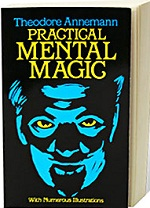 Practical mental magic, a book by theodore anneman