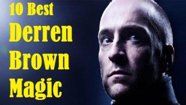 Derren brown magic tricks