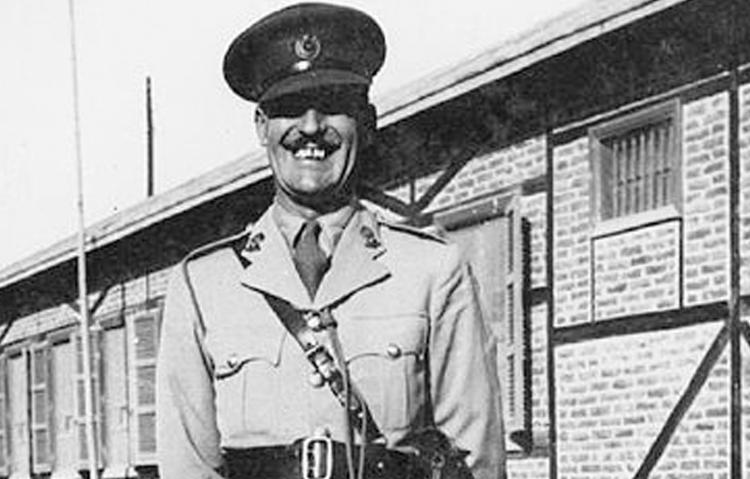 Jasper maskelyne in the army