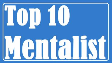 Top ten famous mentalists of all time