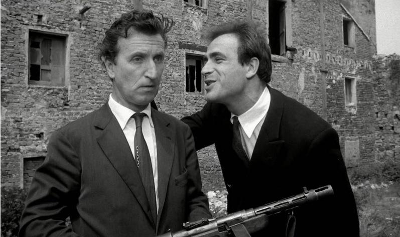mac ronay in movie monsieur gangster