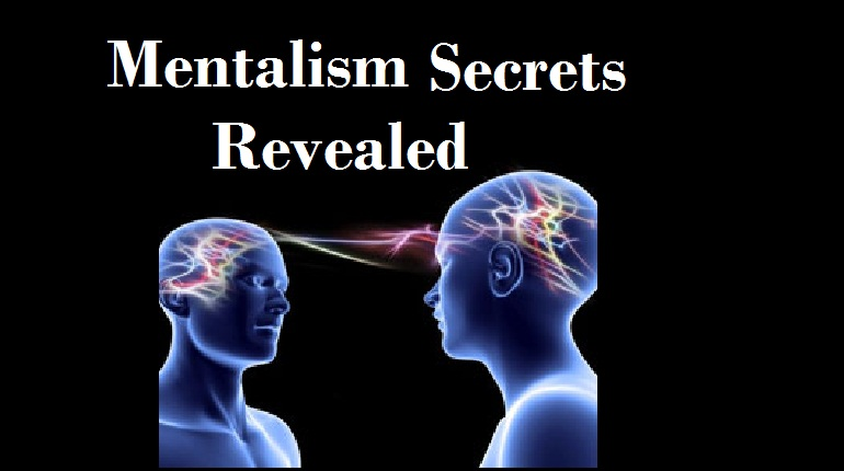 Mentalism Secrets explained