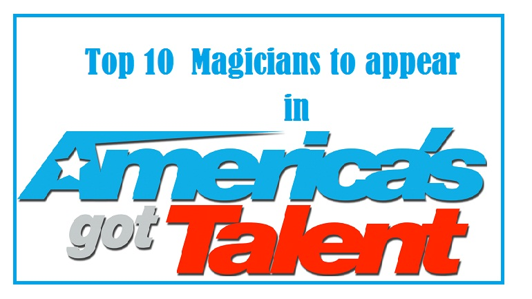 top ten america's got talent magicians