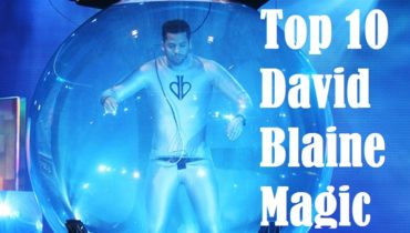 David blaine magic where is he drowned alive