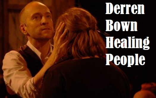 derren brown healing a woman in his miracle show